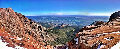 """Pikes Peak - Colorado • <a style=""""font-size:0.8em;"""" href=""""http://www.flickr.com/photos/20810644@N05/6311399841/"""" target=""""_blank"""">View on Flickr</a>"""