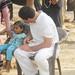 Rahul Gandhi during a 'chaupal' in Jaunpur, U.P (35)