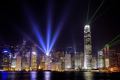 Hong Kong - Symphony of Lights (Joao Eduardo Figueiredo) Tags: china night lights nikon neon hong kong symphony d3x rememberthatmomentlevel1