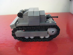 TKS Tankette (pc) Tags: lego brickarms