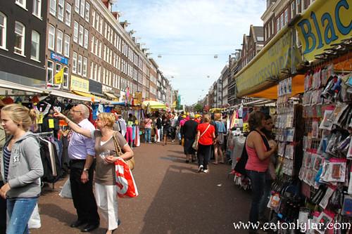 Albert Cuyp Street Market, Amsterdam