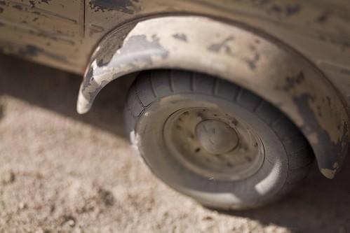Tamiya 1/16th Desert Kubelwagen