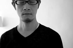 Remember me ((_)...) Tags: portrait blackandwhite bw digital dark blackwhite pentax le 135 limited 21mm k100d da21