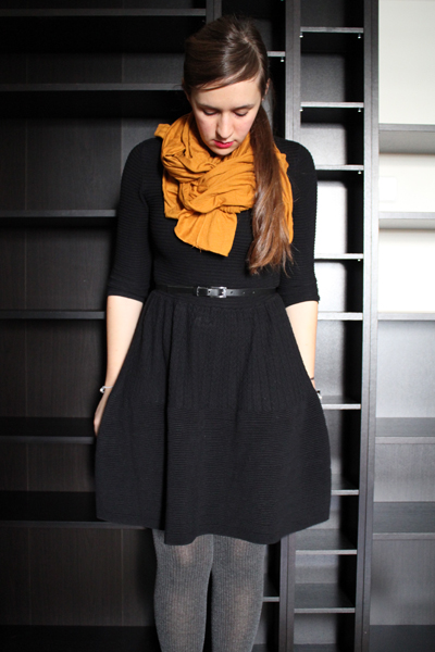 fashionarchitect.net blanco knit dress 01