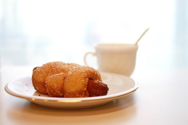 Donut Sausage from Yamazaki Bakery, Hong Kong
