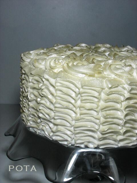 Kornet torta Gâteau d'or zlatna torta