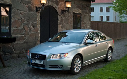 Volvo S80: Sedan de 4 o 5 Plazas