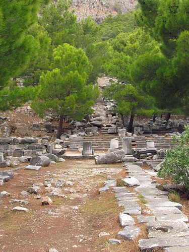 Priene Turkey