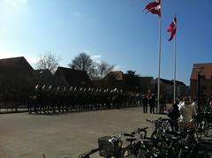 IMG_0341 (Helle Jacobsen, Venstre) Tags: marie campus reception sdu prinsesse indvielse slagelse byråd garderhusar