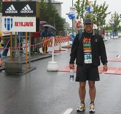 2003 Iceland Marathon