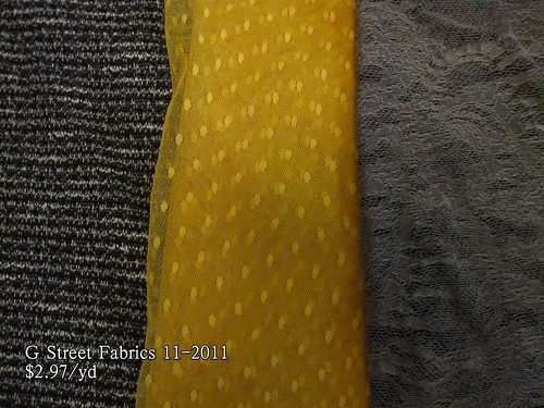 G Street Fabrics 11-2011