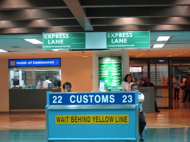 Express lane?