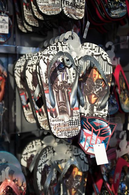 Transformers - Flip Flops