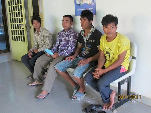 Camboda WAD Testing 14