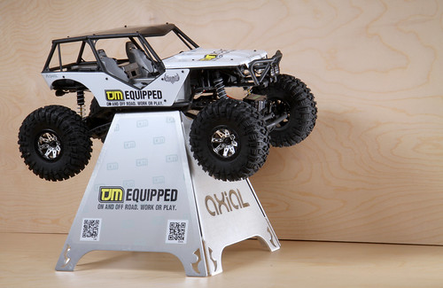 Axial Wraith TJM Equipped