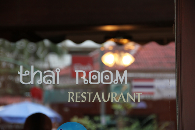 6349308040 3db226565d o Thai Room: Delicious Thai Food in a Great Bangkok Location