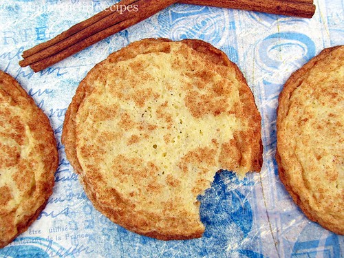 Old-fashioned Snickerdoodles