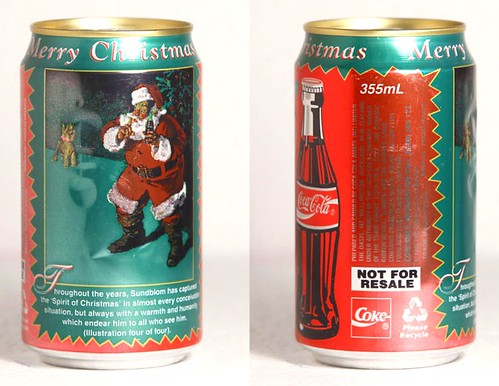 1996 Coca-Cola New Zealand Christmas by roitberg