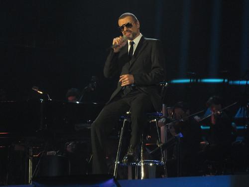 George Michael ist Rock 'n Roll