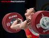 TANG Deshang CHN 69kg (Rob Macklem) Tags: world men championship olympic weightlifting kg 69 tang chn 2011 deshang 69kg