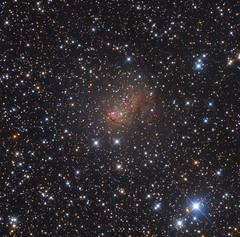 IC10 - Starburst Galaxy (Pegaso0970) Tags: deepspace ic10 Astrometrydotnet:status=solved Astrometrydotnet:version=14400 Astrometrydotnet:id=alpha20111112198113 competition:astrophoto=2012