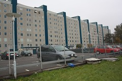 "Kinesiska muren, Rosengård, Malmö, Sweden (Sverige) • <a style=""font-size:0.8em;"" href=""http://www.flickr.com/photos/23564737@N07/6390468977/"" target=""_blank"">View on Flickr</a>"