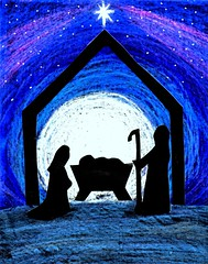 Child of Peace (traqair57) Tags: christmas art worship drawing crayons nativity nativityscene christmasart worshipart christmasdrawing nativityart stushie nativityclipart stushieart nativitydrawing
