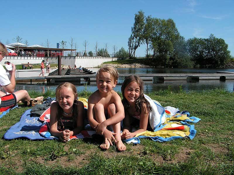 Kinder am See