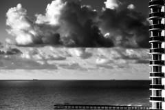 Fishing Pier Park in Black and White   120317-8984-jikatu (jikatu) Tags: canon pier muelle florida miami sunnyisles canon5dmkii jikatu baikovicius