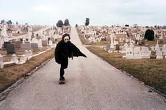 (Jacob Seaton) Tags: cemetery graveyard skeleton skull skateboarding tombstone monk baltimore graves skateboard das musicvideo rapture grimreaper skelly baltimorecemetery tylerdavis tumblr naomidavidoff usandusonly
