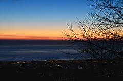 Milo - The window on the coast (ciccioetneo) Tags: sea seascape sunrise dawn nikon mare alba milo aurora etna riposto monteetna nikon50mmf14 vulcanoetna fornazzo volcanoetna d7000 nikond7000