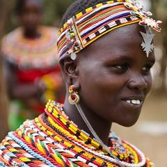 Young Samburu Girl (Radu Zaciu - 1 Million Views. Thank You!) Tags: africa beads kenya jewelry tribal tradition tribe samburu dances potd:country=ro