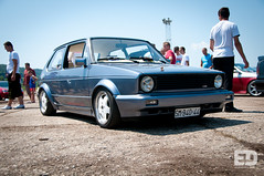 "Grey VW Golf MK 1 • <a style=""font-size:0.8em;"" href=""http://www.flickr.com/photos/54523206@N03/6023502178/"" target=""_blank"">View on Flickr</a>"
