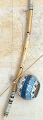 IMG_0814 (mateo.crea) Tags: wood blue red music green art colors rouge capoeira couleurs afro son vert bleu sound berimbau brazilian bois musique afrique artisanat bresilien