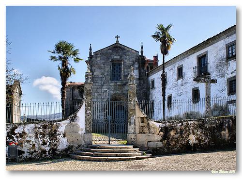 Igreja de São Salvador de Paderne by VRfoto
