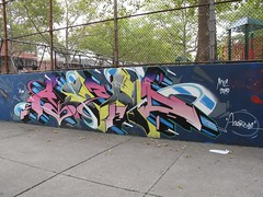 Asend - Brooklyn, NY (Abstract Rationality) Tags: nyc cats chicago ny art brooklyn graffiti mural montana miami host graff graffitiart ascend nycgraffiti cya typoe newyorkgraffiti nygraffiti chicagograffiti brooklyngraffiti host18 miamigraffiti asend