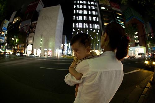 Ginza 4 Aug 2011