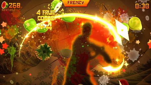 Fruit Ninja Kinect (XBLA)