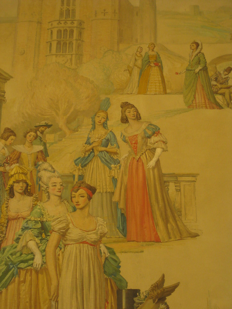 Renaissance fashion women fashion women fashion island for Mural hall myer