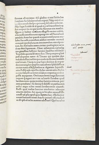 Annotations in Cornelius Nepos: Vitae imperatorum, sive De vita illustrium virorum