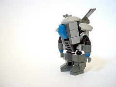 MaK S.A.F.S. Space Based (Mandalore the not so great) Tags: robot lego bricks mak mercenary strahl safs foitsop