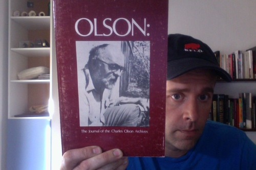 Olson: The Journal of the Charles Olson Archives, Number 2 by Michael_Kelleher