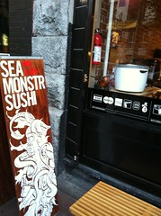 Sea Monstr Sushi (Gastown)