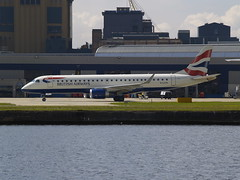 G-LCYK-11 (Fossie1) Tags: city uk london airport aircraft aviation british airways glcyk