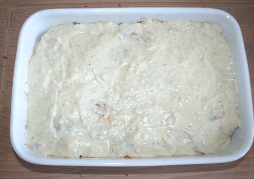 41 - Béchamelsauce glatt streichen