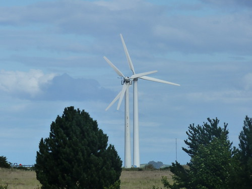 Eco Power at Findhorn