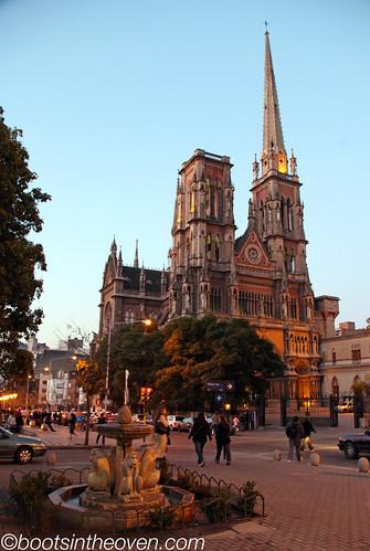 Parroquia Sagrada Corazón de Jesus de los Capuchinos, Córdoba, Argentina