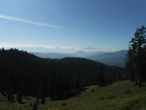 View from Mt. Ashland