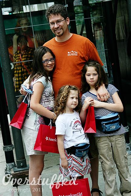 Daddy's American Girls
