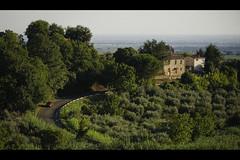 (Skyline Corti Digitali) Tags: auto road panorama verde strada mare case colori collina cori velletri lariano skylineomm